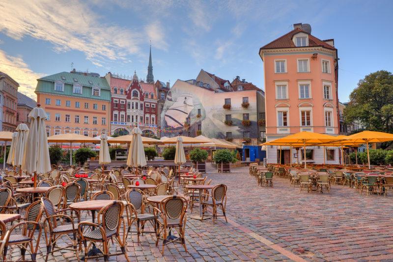qué ver en Repúblicas Bálticas, Riga