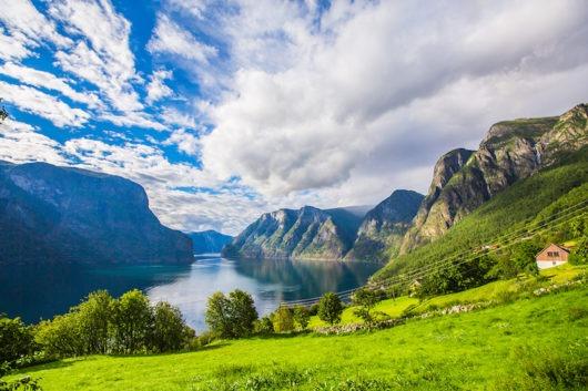 voyage dans les pays nordiques