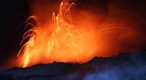 grands volcans