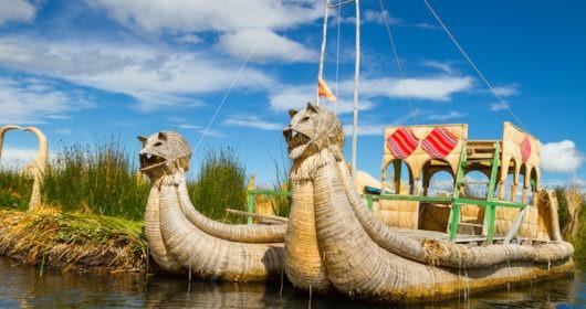 Les mystères du lac Titicaca