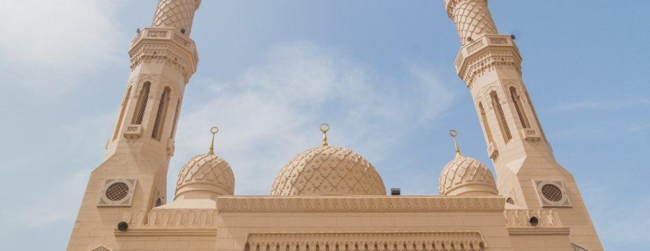 mosquées de Dubaï