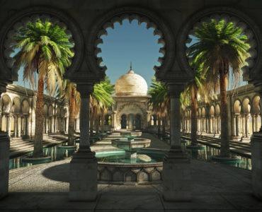 10 lieux saints du moyern orient