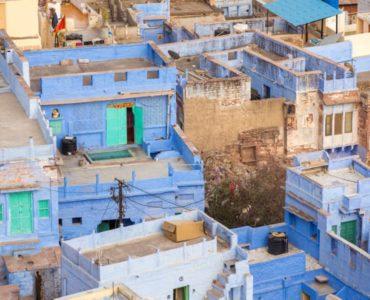 Que visiter dans la ville bleue d'Inde