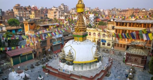 visiter à Katmandou