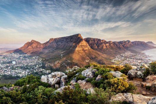 choses à voir à Cape Town