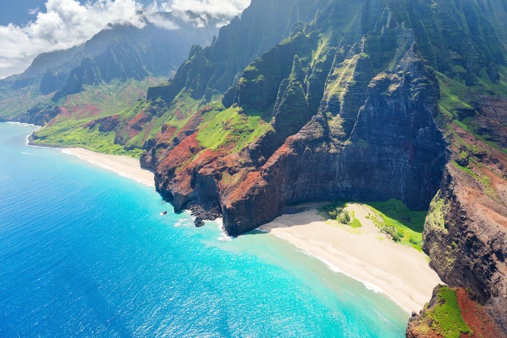 hawaii plage