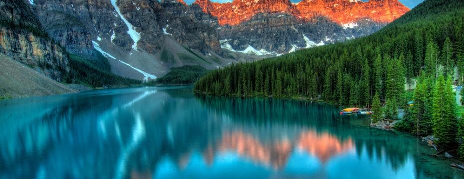 Les meilleurs parcs naturels du Canada