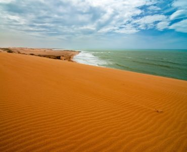plus grands déserts d'Amérique du Sud