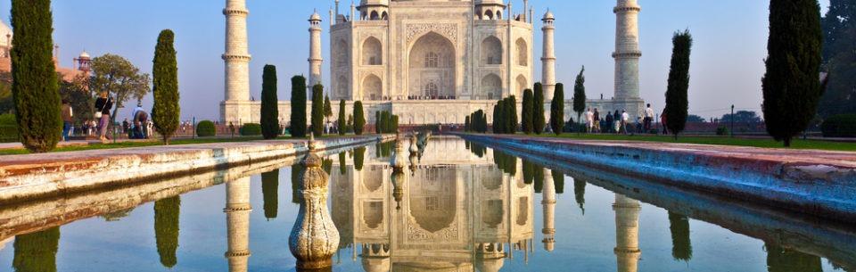 voyager en Inde