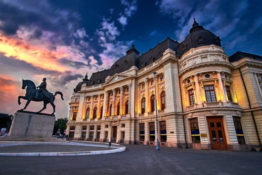 endroits à voir à Bucarest
