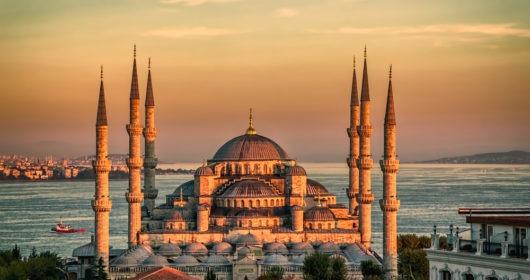 mosquées d'Istanbul