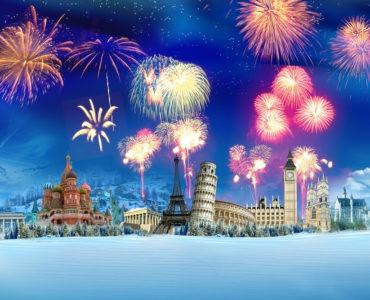 Comment célèbre-t-on la fin de l'année dans le monde