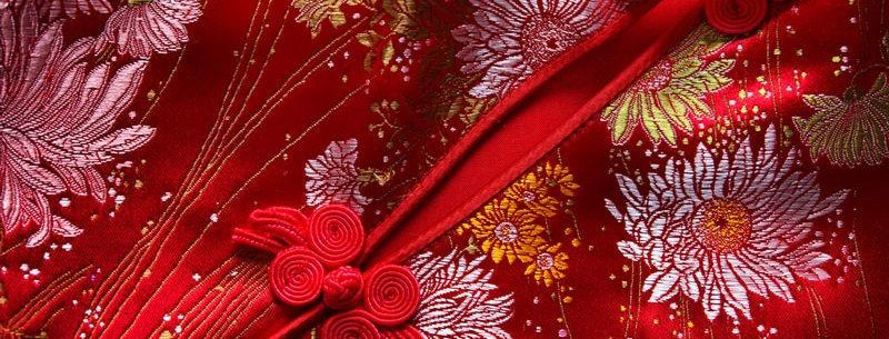 vêtements chinois