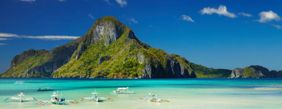 Itinéraire à travers les Philippines