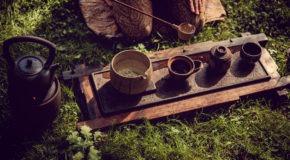 Le rituel du thé