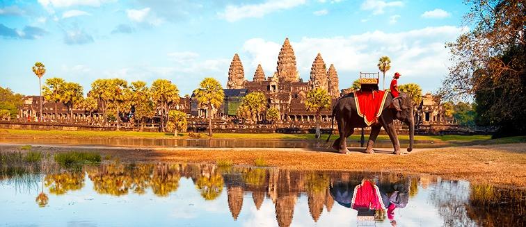 Cambodge en février