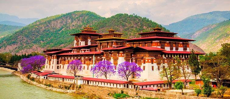 quand partir Bhoutan