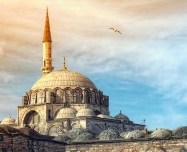 savoir lorsque vous visitez une mosquée