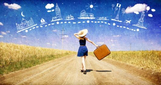 Femmes voyageuses