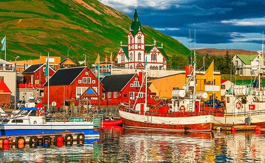 Quand partir au Islande