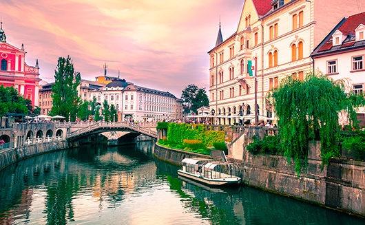 Quand partir en Slovénie