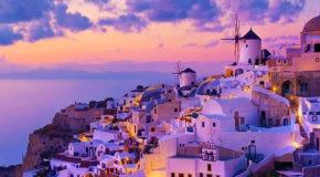 Quand partir au Grèce