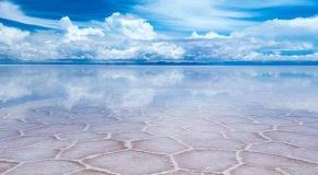 magical salt flats