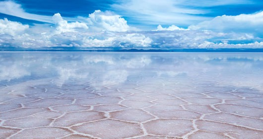 magical salt flats