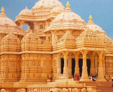 Top ten most curious temples