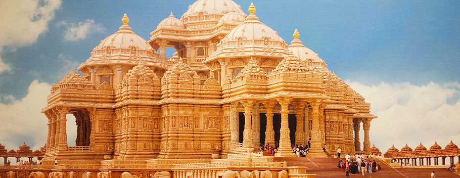 Top ten most curious temples