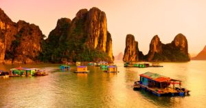 Tour in Vietnam and Cambodia