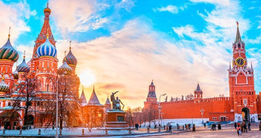 what to see in russia