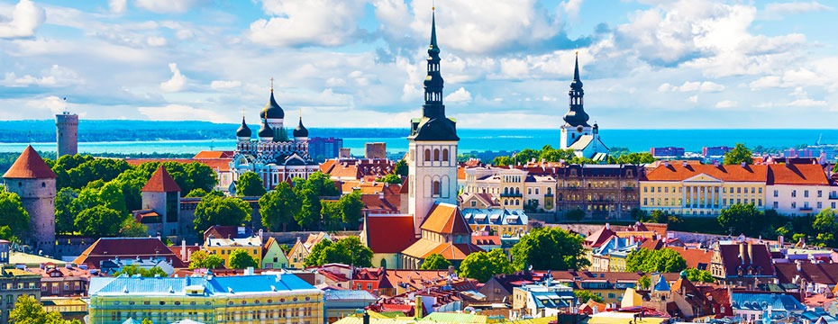 what to see in the Baltics