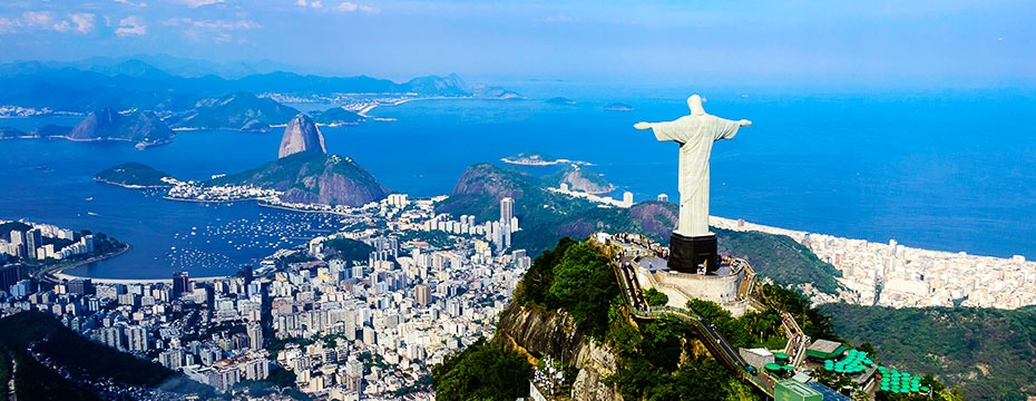 Cities to visit in Brazil