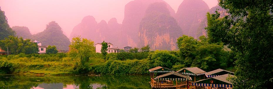 incredible places to visit in China