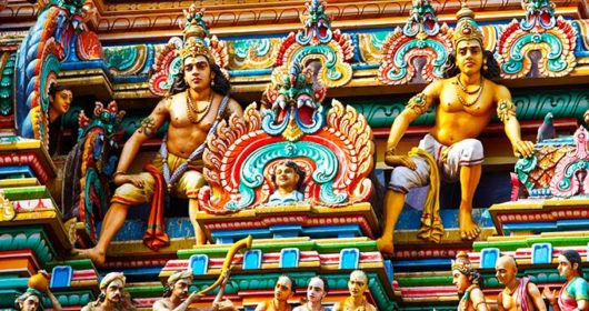 temples of India spiritual places