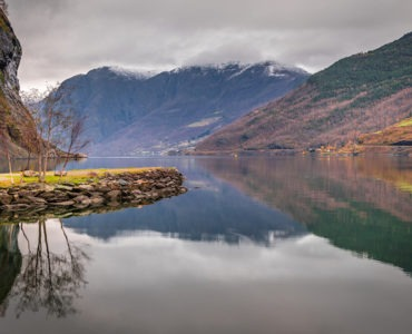 The Norwegian Fjords Feel the Norwegian nature