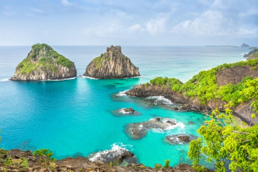 Best beaches in Brazil