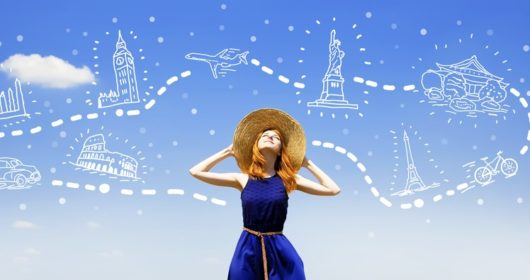 Top 6 best places to travel alone if you are a woman | Live an amazing experience