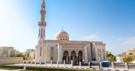 Dubai mosques