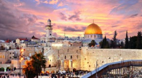 middle east holy places