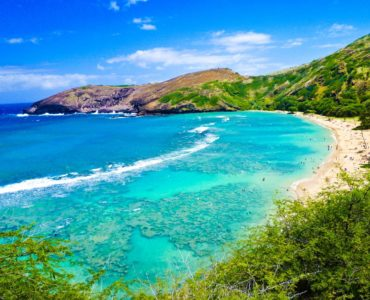 beaches in hawaii