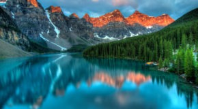 best natural parks in Canada