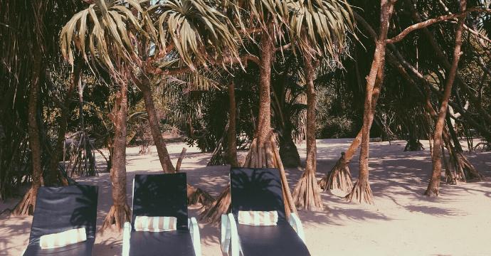 Bentota - one of the best beaches in Sri Lanka