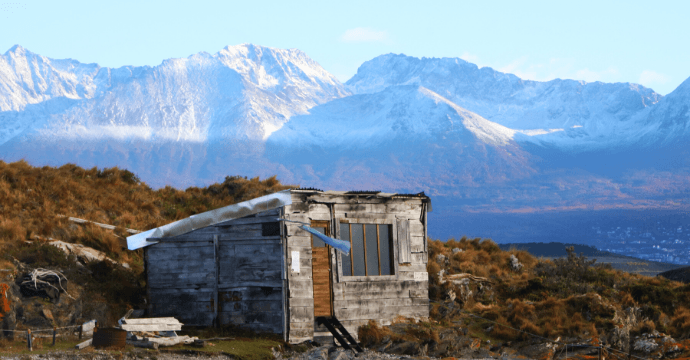 Head to Patagonia through the writings of Bruce Chatwin