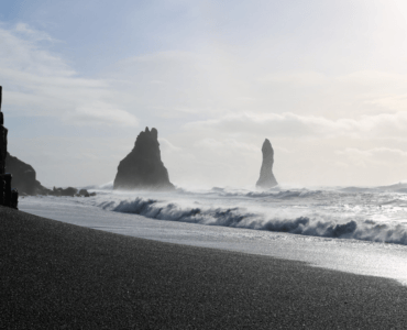 Game of Thrones filming locations in Iceland Vik Beach