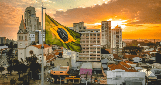 how to travel to Brazil without leaving your home