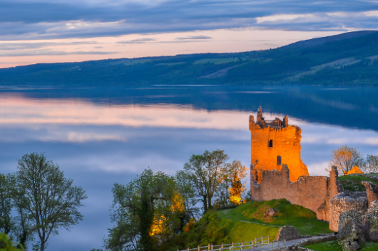 best time to travel to Scotland
