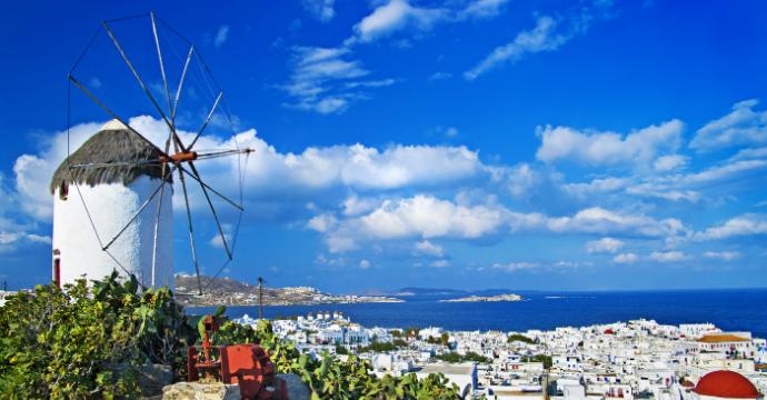 Mykonos: best Greek islands
