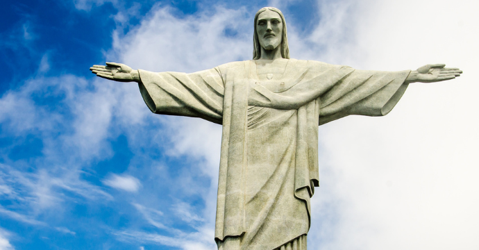 wonders of the world christ the redeemer